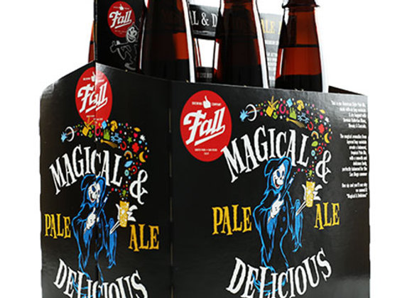 Fall Magical and Delicious Pale Ale