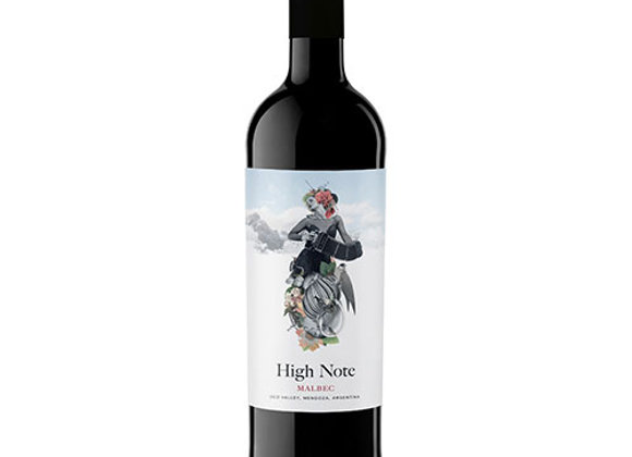 High Note Malbec 17