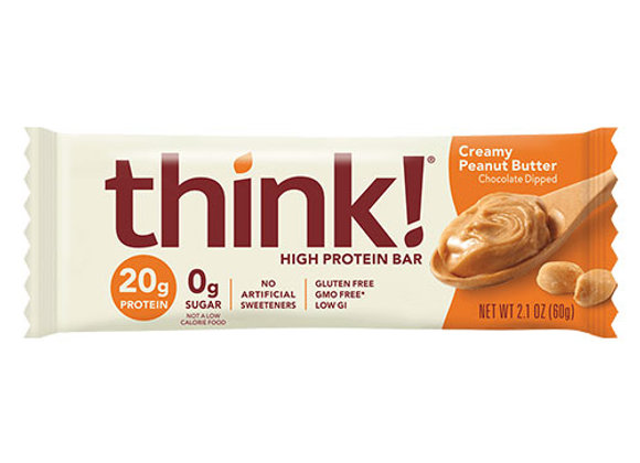Think Creamy Peanut Butter
