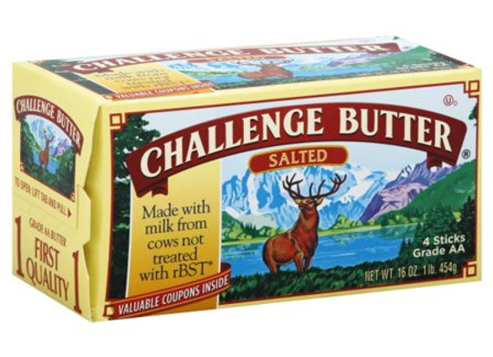Challange Salted Butter 2pc