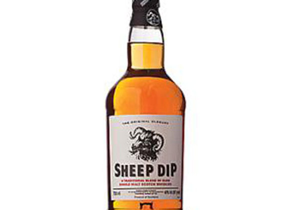Sheep Dip 8-12 Year Malt Scotch