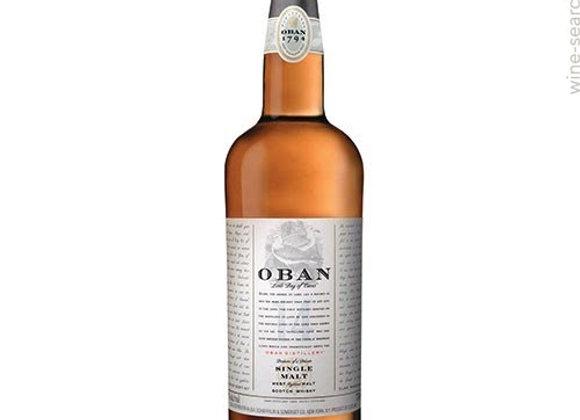 Oban Single Malt Scotch 14 Year