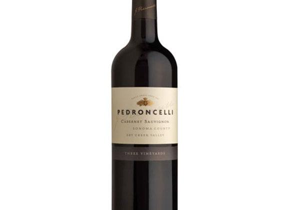 Pedroncelli Cabernet Sauvignon 17 375ml