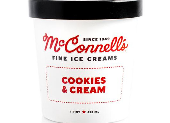 McConnell's Cookies&Cream