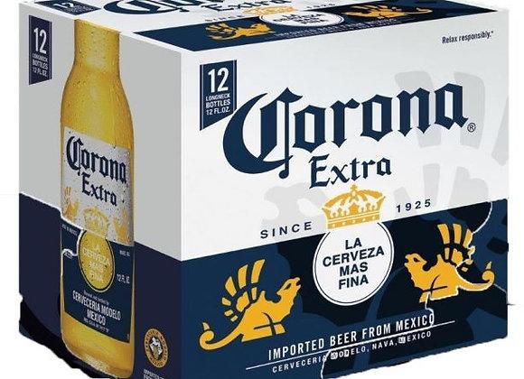 Corona Extra 12pk Bottles