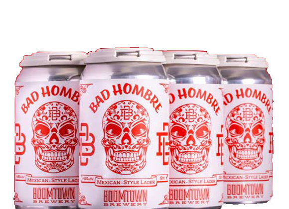 Boomtown Bad Hombre Lager