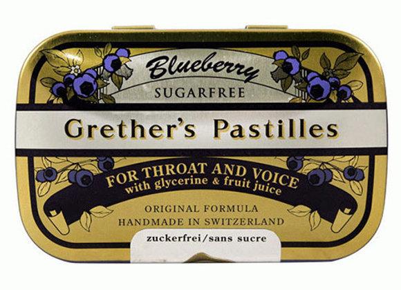 Grether's Pastilles Blueberry (Large)