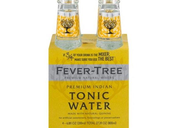 Fever Tree Tonic Water 4pk