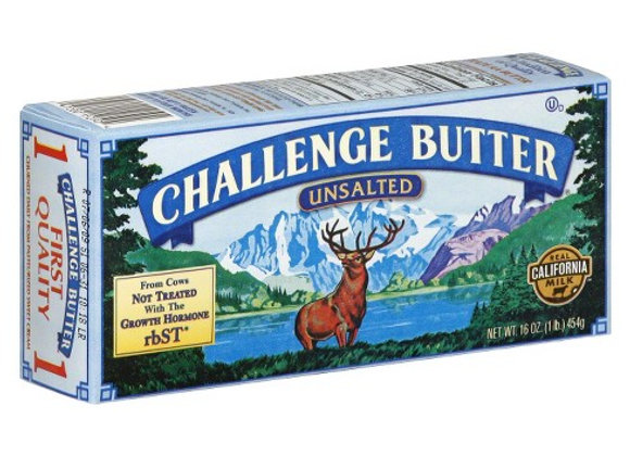 Challange Butter Unsalted 2pc