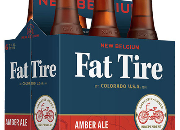 New Belgium Fat Tire Ale