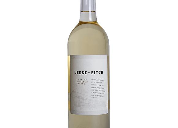 Leese-Fitch Sauvignon Blanc 18