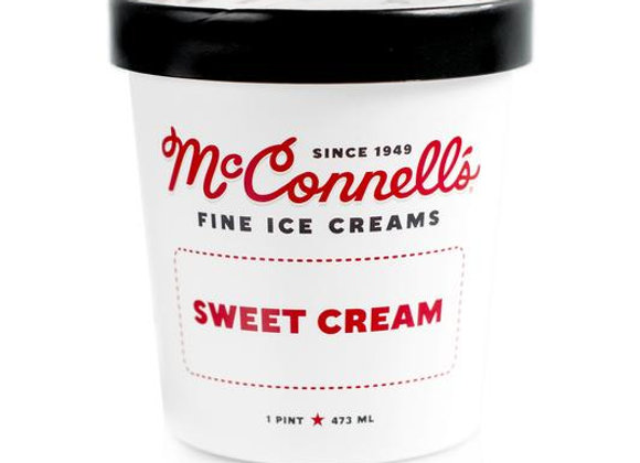 McConnell's Sweet Cream