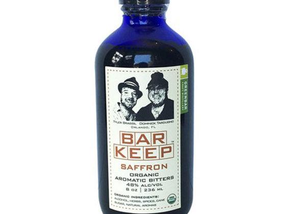 Bar Keep Saffron Bitters