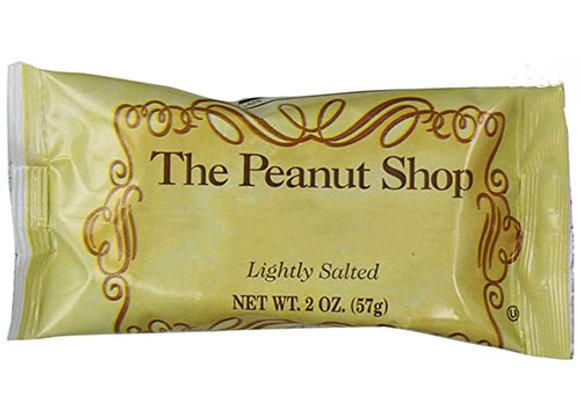 Peanut Shop Cashews 2oz
