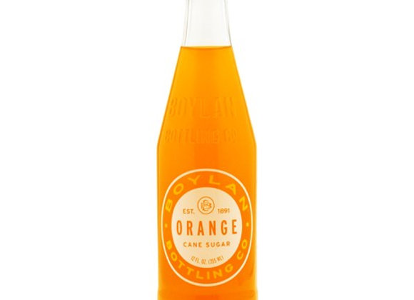 Boylan Orange Soda