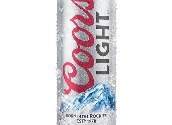 Coors Light 24oz