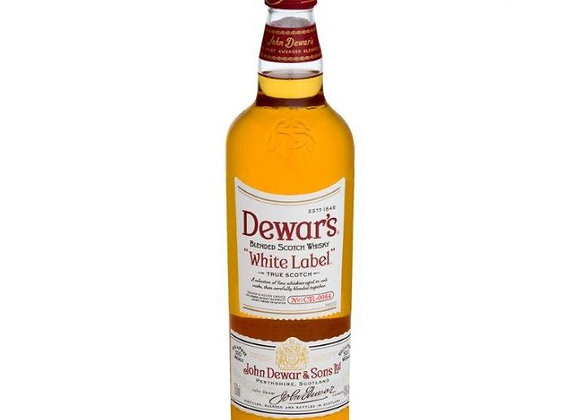 Dewars Scotch 750ml