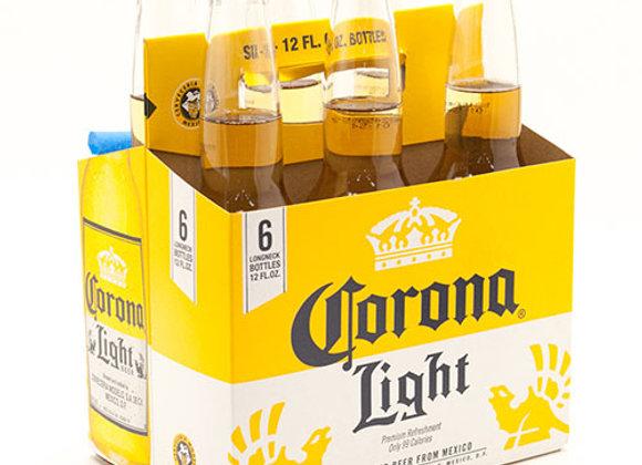 Corona Light 6pk Bottles