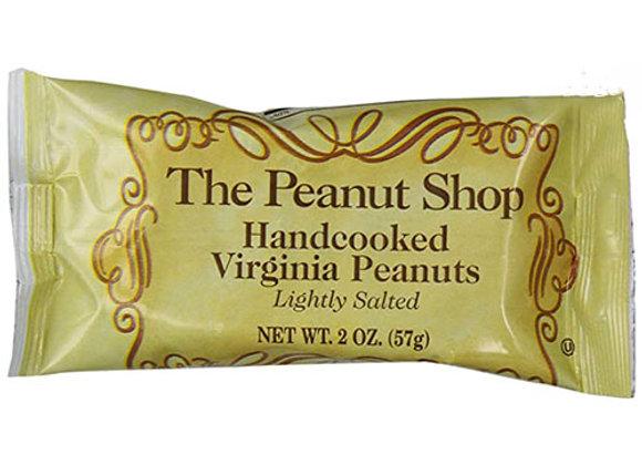 Peanut Shop Peanuts 2oz