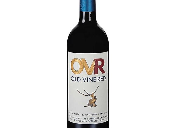 Marietta Old Vine Red Lot 70