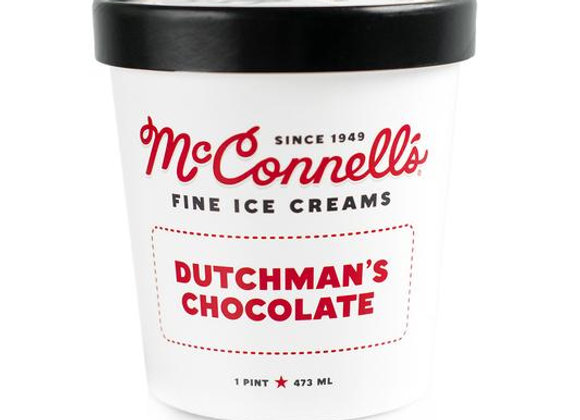 McConnell's Dutchman Chocolate