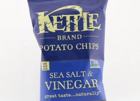 Kettle Sea Salt & Vinegar