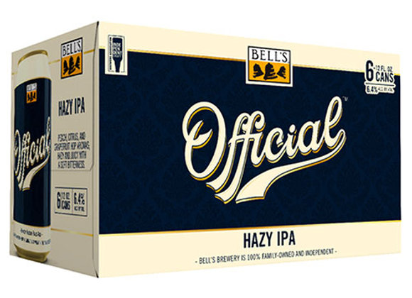 Bell's Official Hazy IPA