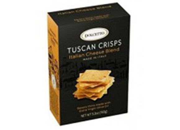 Dolcetto Tuscan Crisps Italian Cheese Blend