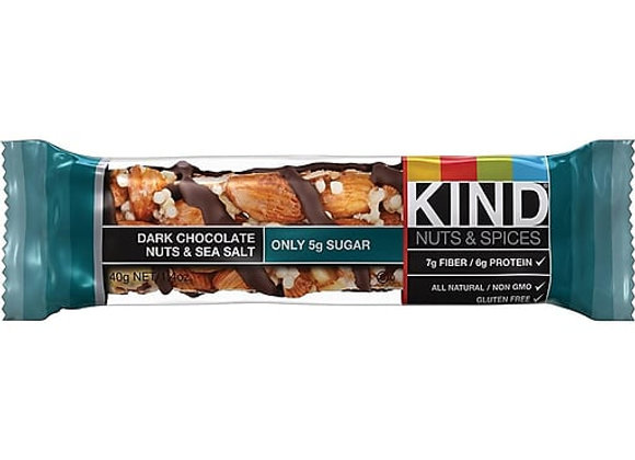 Kind Dark Chocolate Sea Salt Almonds