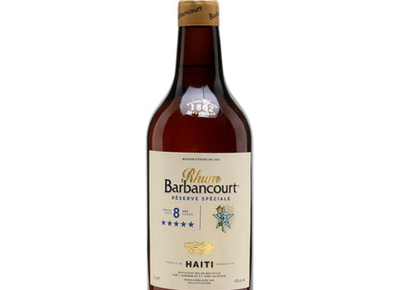 Barbancourt Rum - 8 Year
