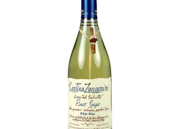 Cantina Zaccagnini Pinot Grigio 19