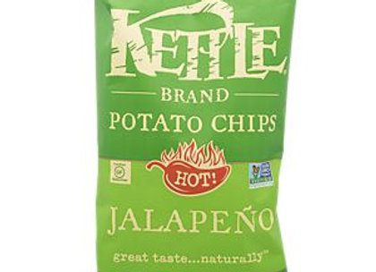 Kettle Chips Jalepeno