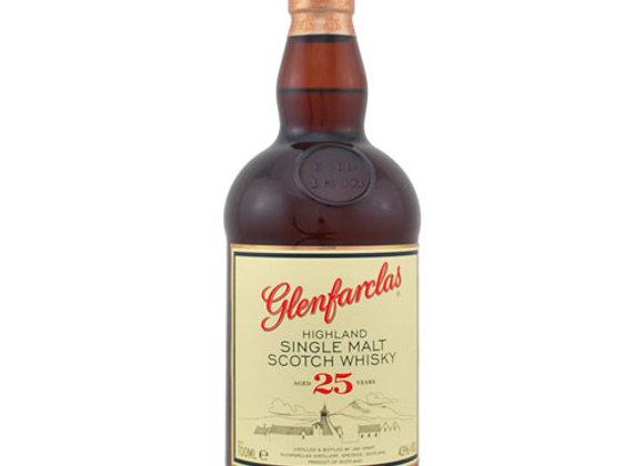 Glenfarclas 25 Year Scotch