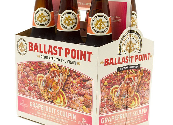 Ballast Point Grapefruit 6pk
