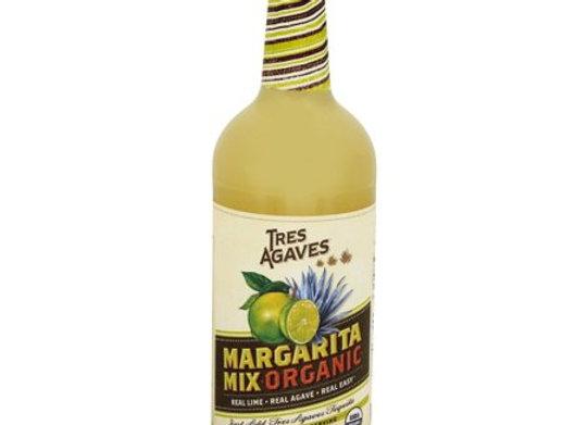 Tres Agaves Organic Margarita Mix