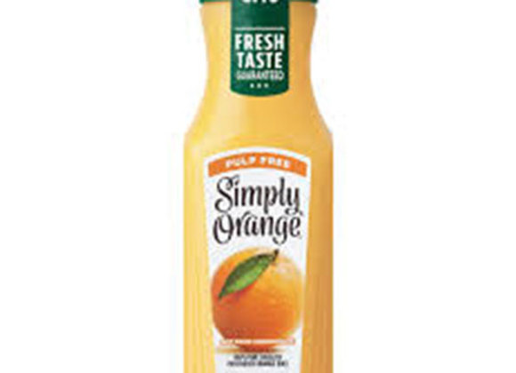 Simply Orange (Small)
