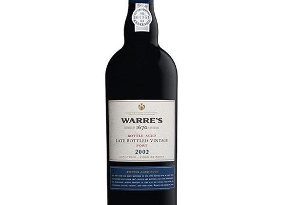 Warre's LBV 2002 Port