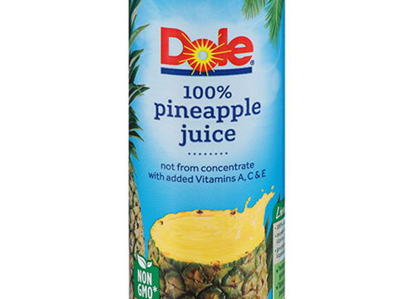 Dole Pineapple Juice 8.4oz