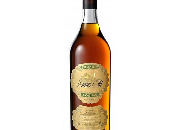 Maison Prunier 20 Year Cognac