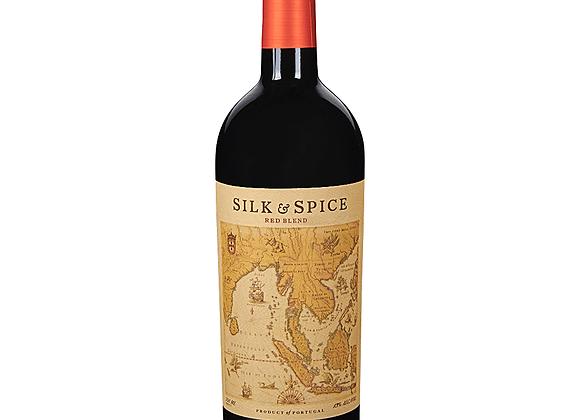 Silk & Spice Red Blend 17