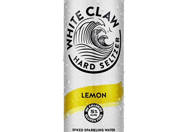 White Claw Lemon