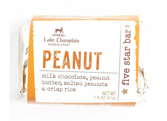Lake Champlain 5 Star Peanut Butter