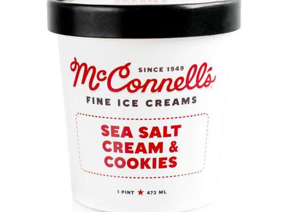 McConnell's Sea Salt Cream&Cookies