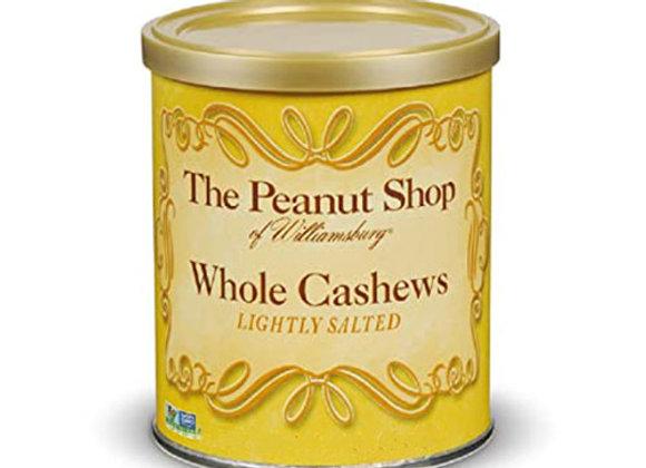 Peanut Shop Whole Cashews 7oz