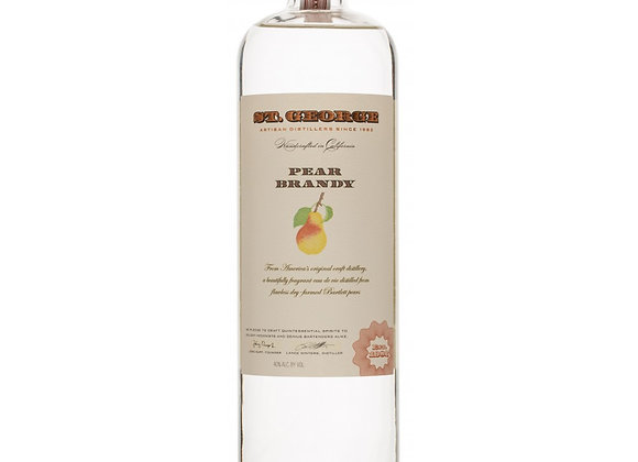 St. George Pear Brandy