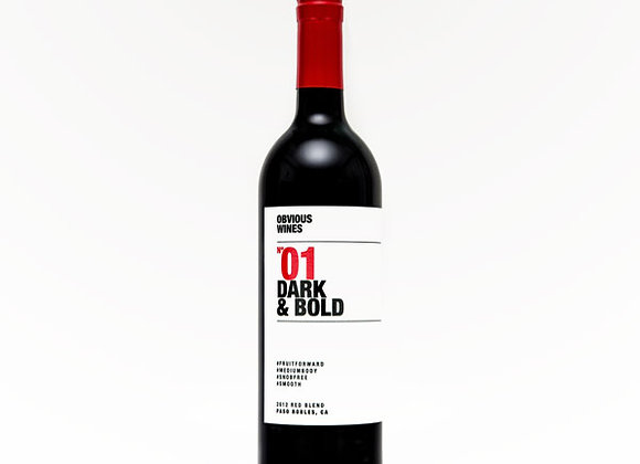 Obvious Wines Dark & Bold 18