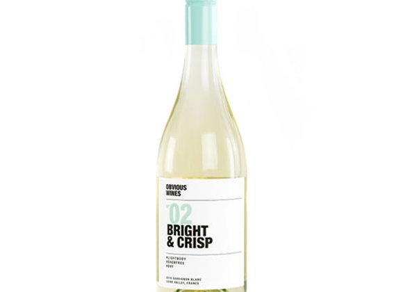 Obvious Wines Bright & Crisp 19