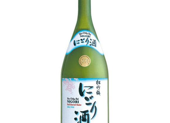 Sho Chiku Bai Nigori Silky Mild