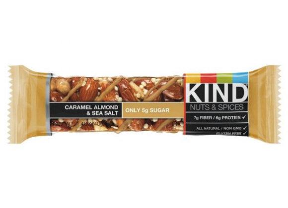 Kind Caramel Almonds & Sea Salt