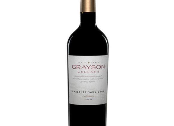 Grayson Cellars Cabernet Sauvignon 18